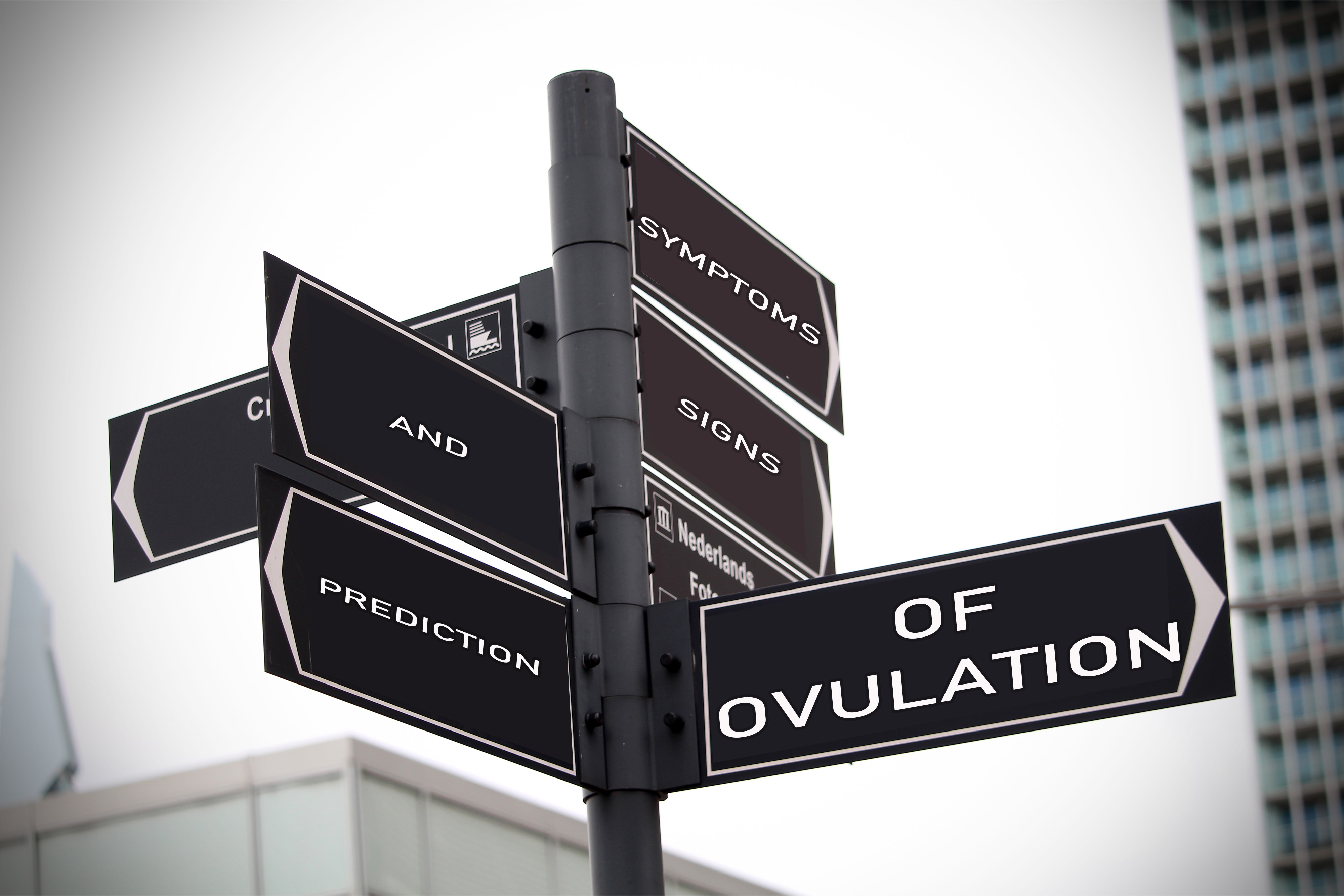 SYMPTOMS, SIGNS AND PREDICTION OF OVULATION